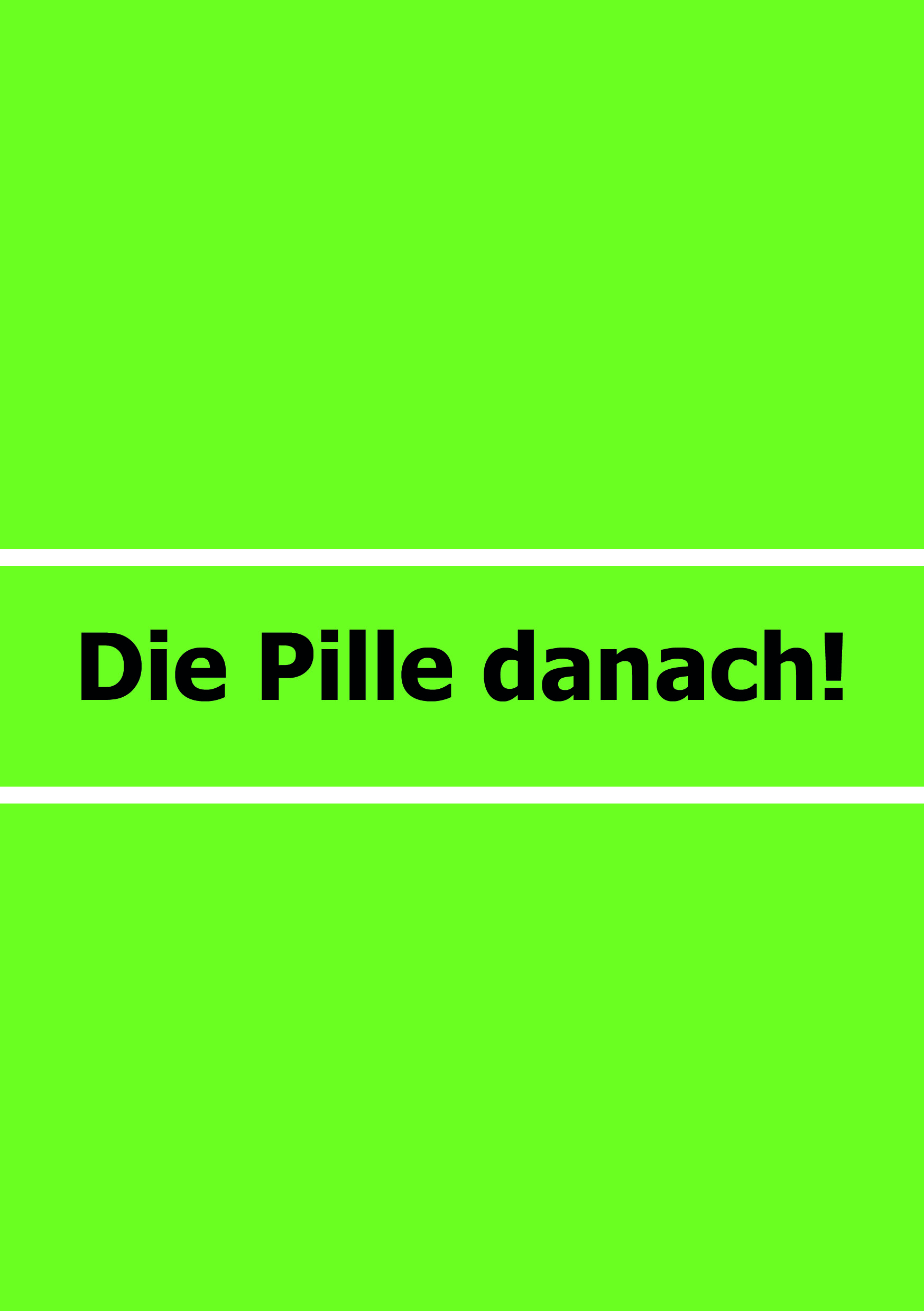 Pille danch